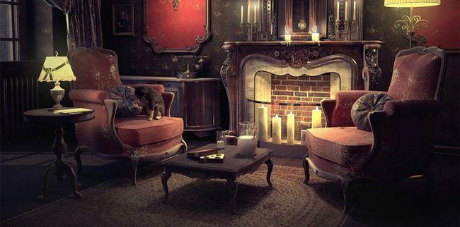 Дизайн інтер`єру в англійському стилі відрізняє елегантність і стриманість