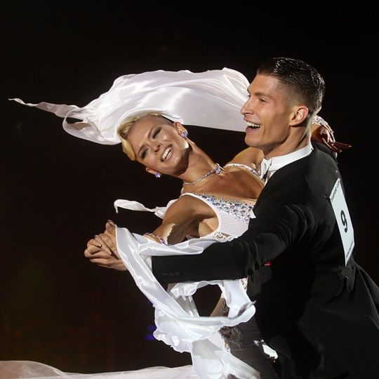 Бальні танці - стиль, краса і спорт