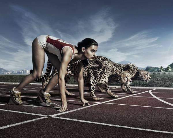 фото - біг як спорт і основа повноцінного здоров`я