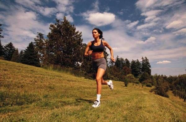 фото - біг основа повноцінного здоров`я