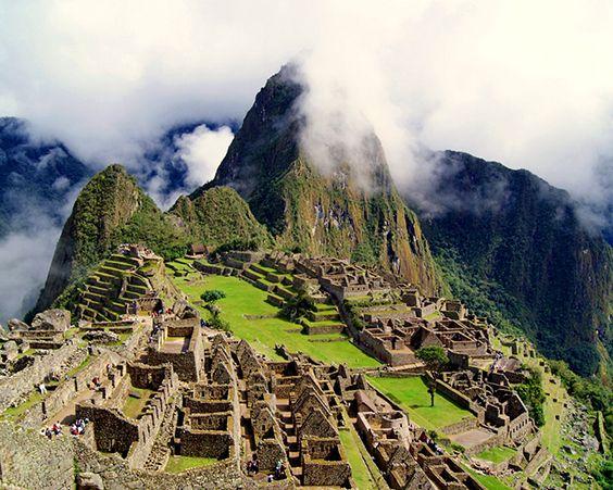 Мачу-Пікчу в Перу