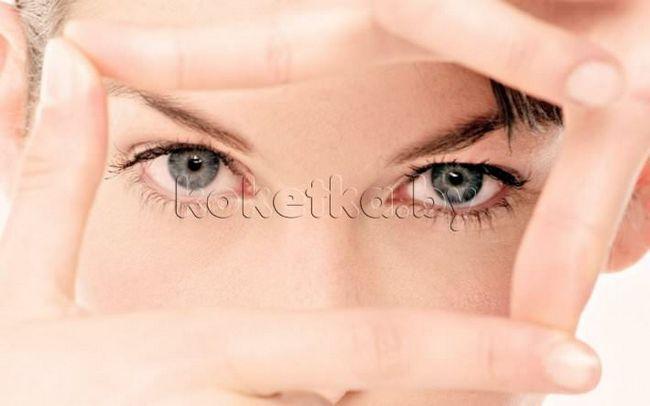 Біль в очах