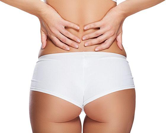Болі в спині - поширене явище