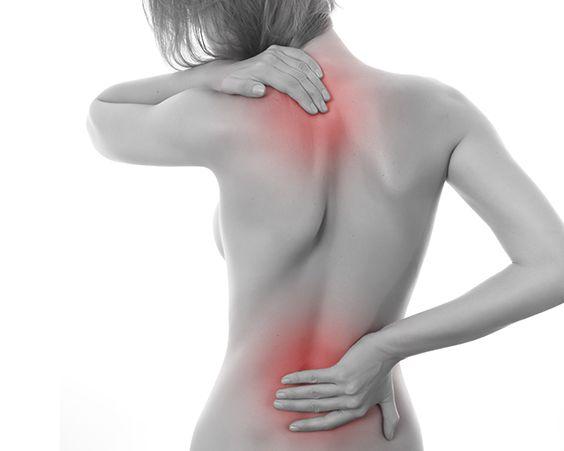 Болі в спині - причини і лікування