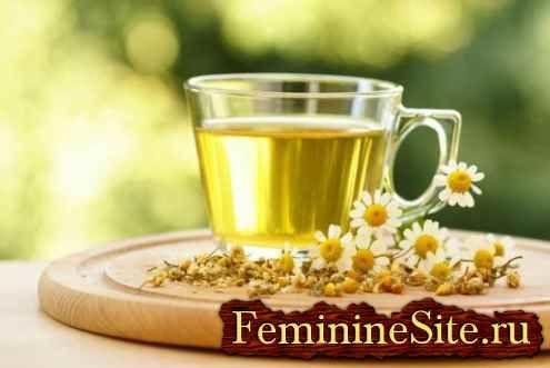 Чай з ромашки - пийте, полощіть і одужуйте!