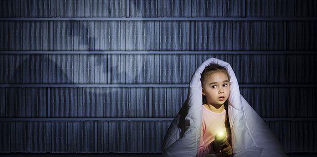 Чого бояться діти і як їм допомогти