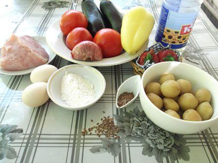 продукти для основи чізкейку