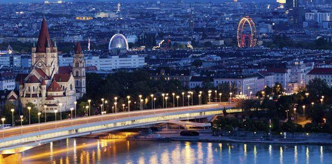 Що подивитися у Відні - головні визначні пам`ятки