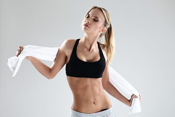 Красиве тіло і фітнес