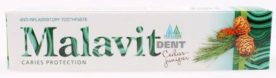 Зубна паста «Малаві»