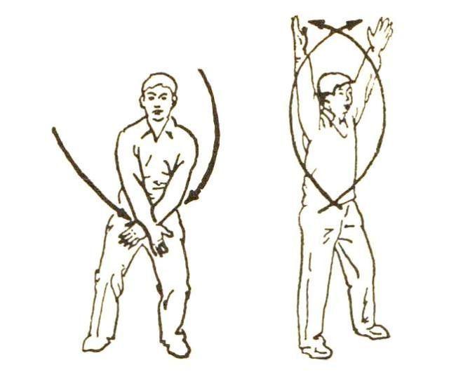 цигун вправи