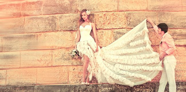 Колірна гамма весілля повинна підбиратися про особливою уважністю
