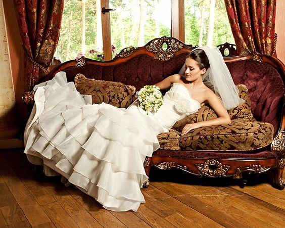Розкішне весілля вимагає уваги до кожної дрібниці