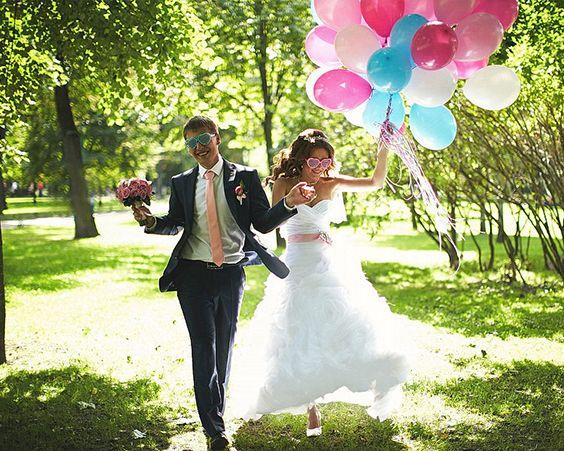 Весілля влітку повинна бути веселою