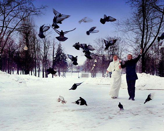 Весілля взимку повинна вийти незабутньою