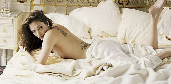 Дієта Анджеліни Джолі заснована на здоровому харчуванні