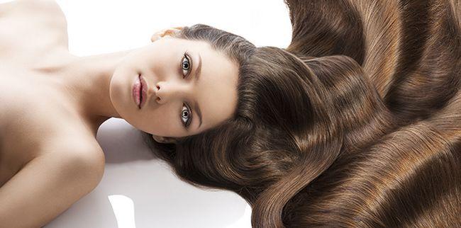Корисна дієта для красивого волосся