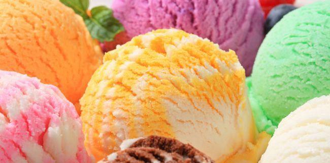 Домашні рецепти морозива