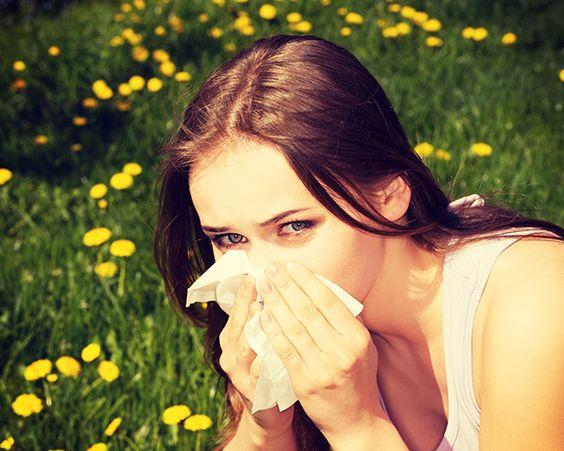 Алергію не можна вилікувати, але можна полегшити