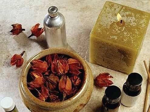 Домашня ароматерапія - найприємніший спосіб оздоровлення