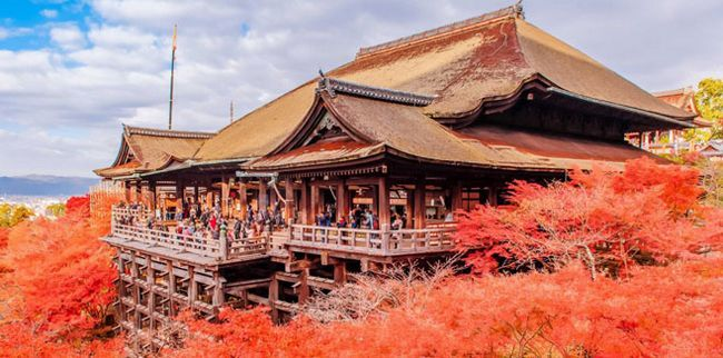 Головні пам`ятки Кіото