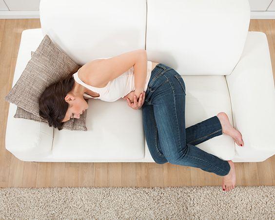 Як полегшити біль в шлунку