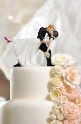 Фігурки для весільного торта