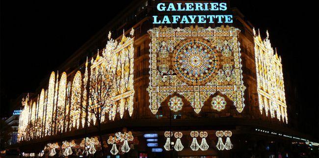 Галерея Лафаєт - найбільша мережа паризьких універмагів
