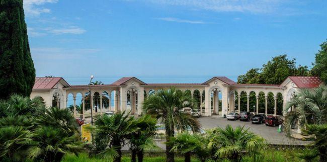 Головні пам`ятки Абхазії