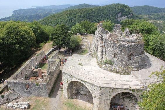Давня Анакопійская фортеця