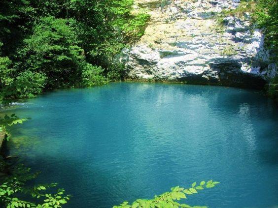 Чудове Блакитне озеро