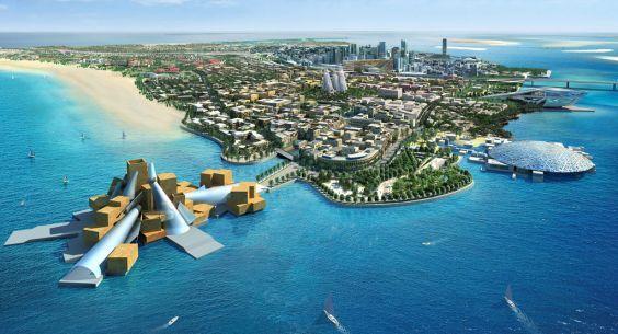острів Саадіят