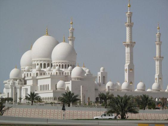 Велика мечеть шейха Зайда