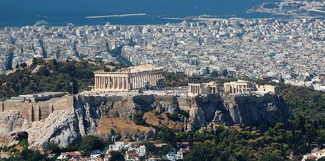 Головні пам`ятки Афін