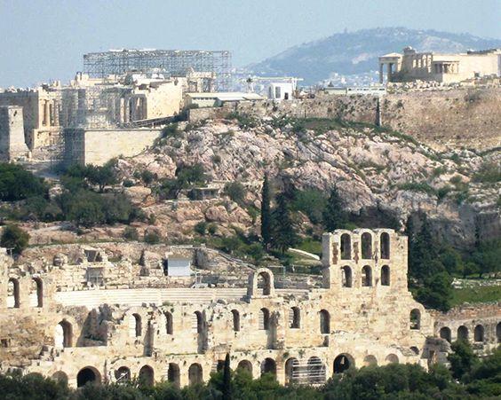 Холм Акрополь