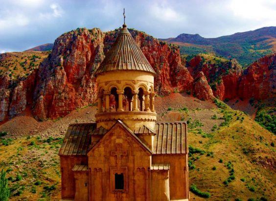 монастир Нораванк