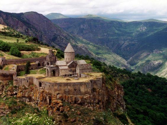 монастир Гегардаванк