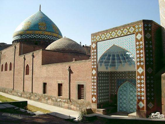 Блакитна мечеть у Єревані