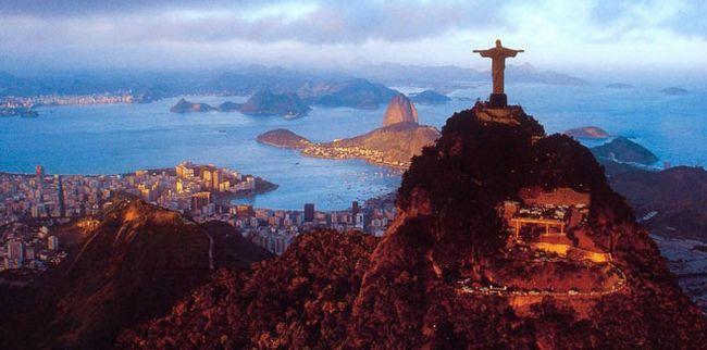 Бразилія -   Корковаду