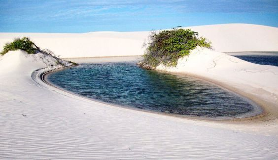 Парк Національний парк Ленсойс-Мараньєнсіс 1