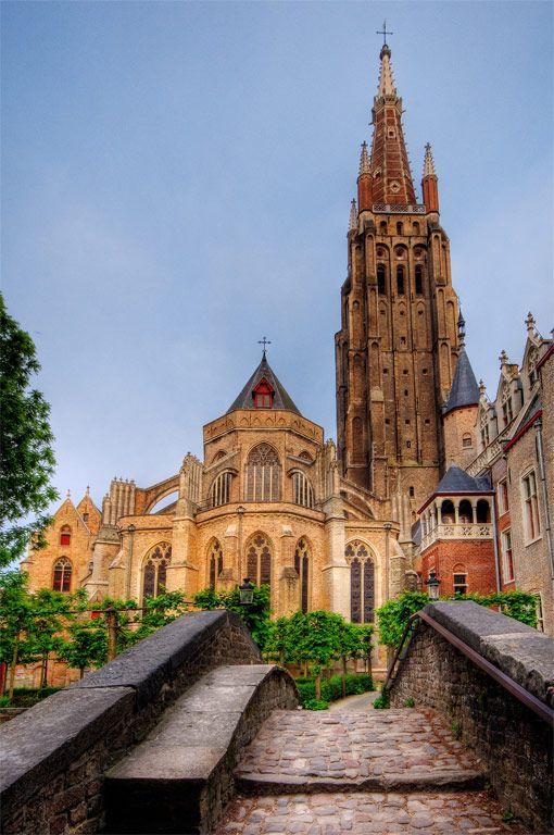 Церква Богоматері Брюгге