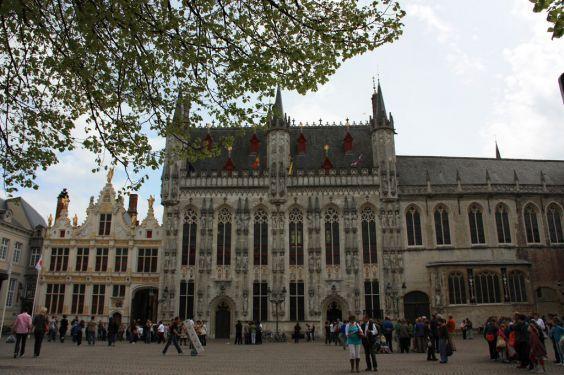 Церква Святої Крові Христової в Брюгге