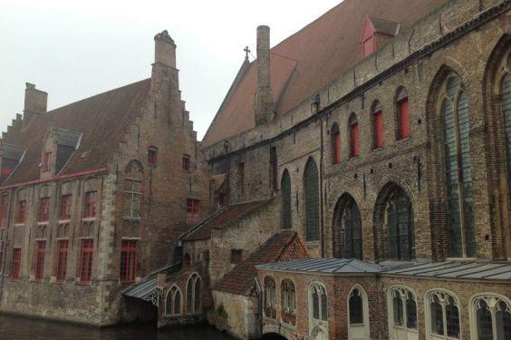 Госпіталь святого Іоанна в Брюгге