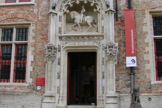 Музей образотворчих мистецтв Брюгге