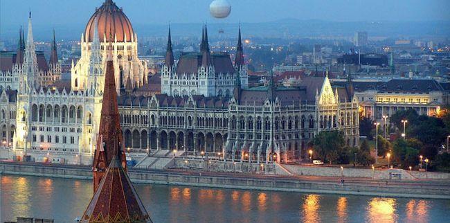Головні пам`ятки Будапешта