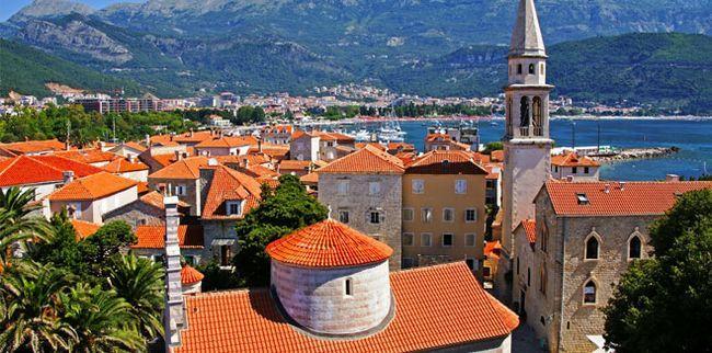 Головні пам`ятки Чорногорії