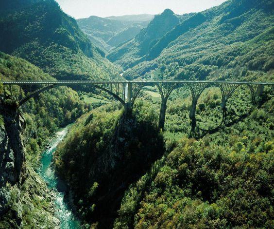 Каньйон річки Тари