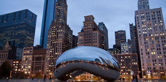 Головні пам`ятки Чикаго