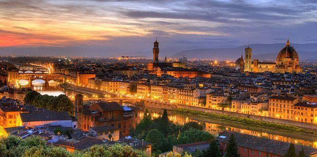 Головні пам`ятки Флоренції