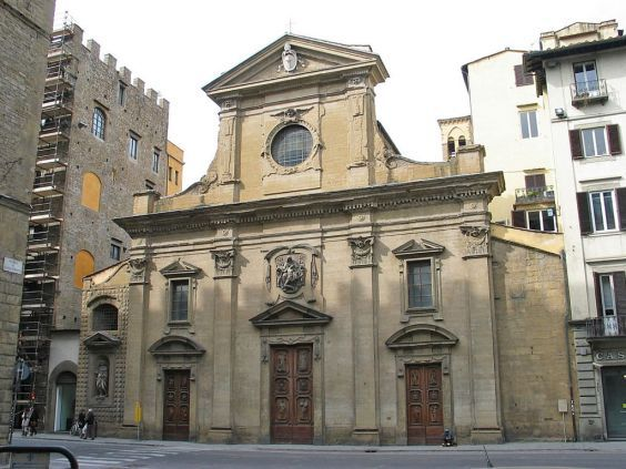 Церква Санта Тринита